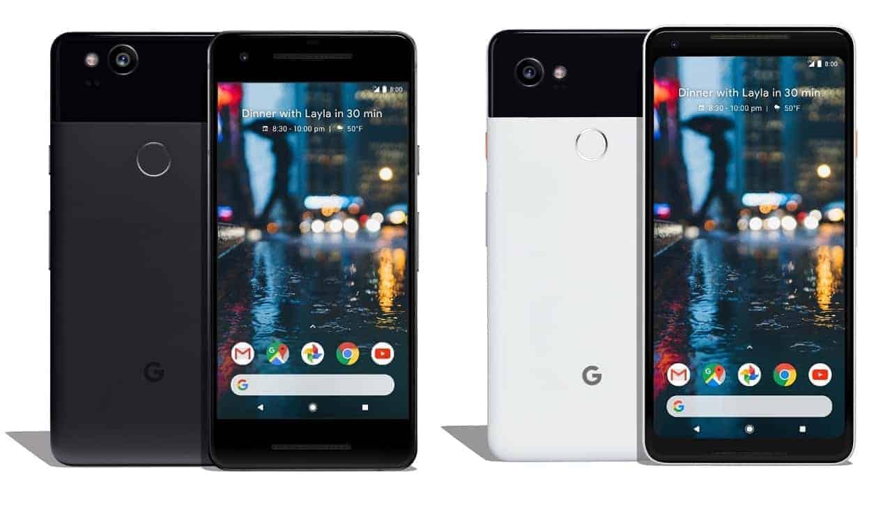 Google Pixel 2 XL Official Main 01