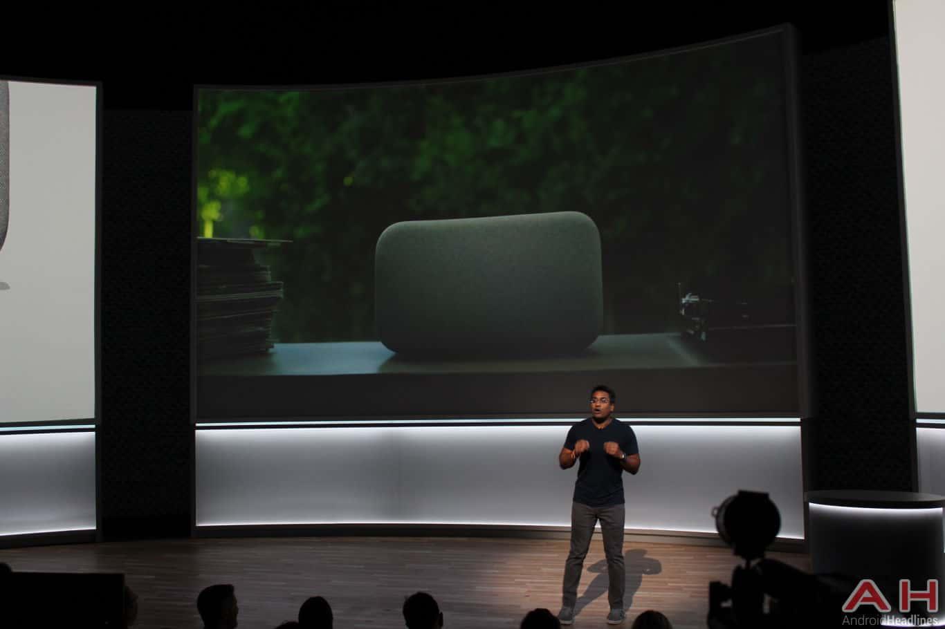 Google Pixel Event 2017 Home Max AH 4