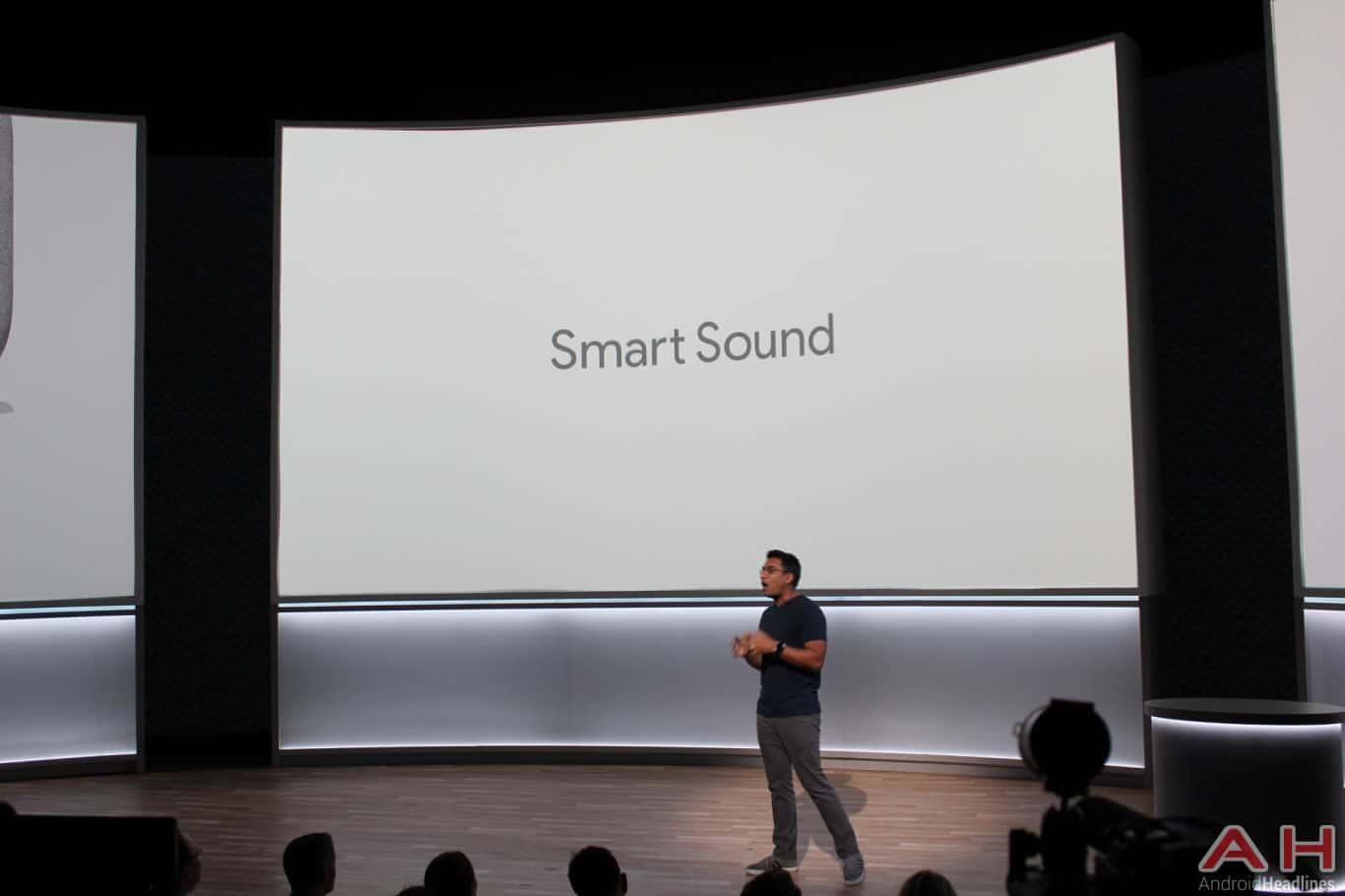 Google Pixel Event 2017 Home Max AH 5