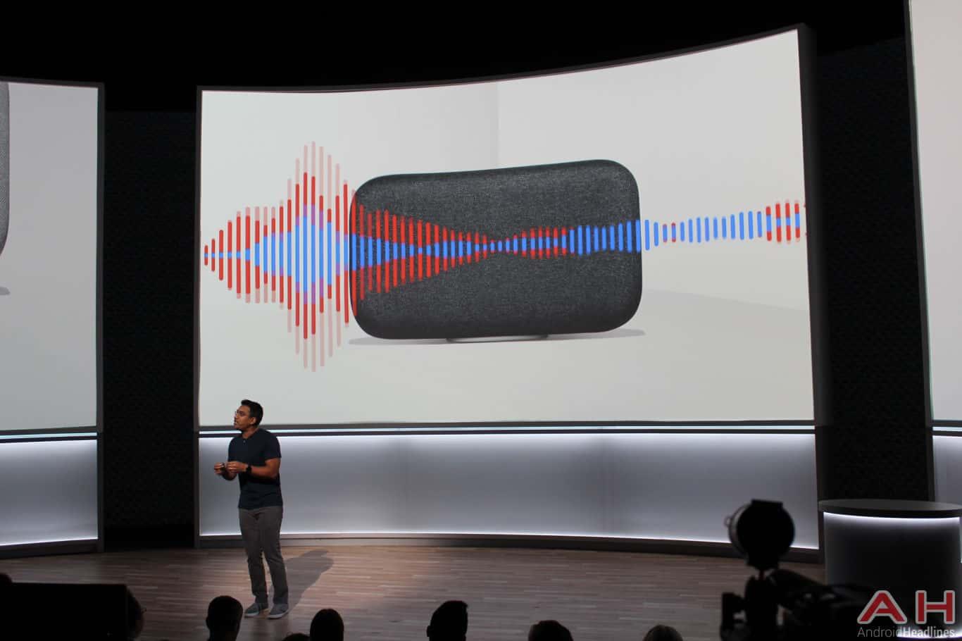 Google Pixel Event 2017 Home Max AH 6