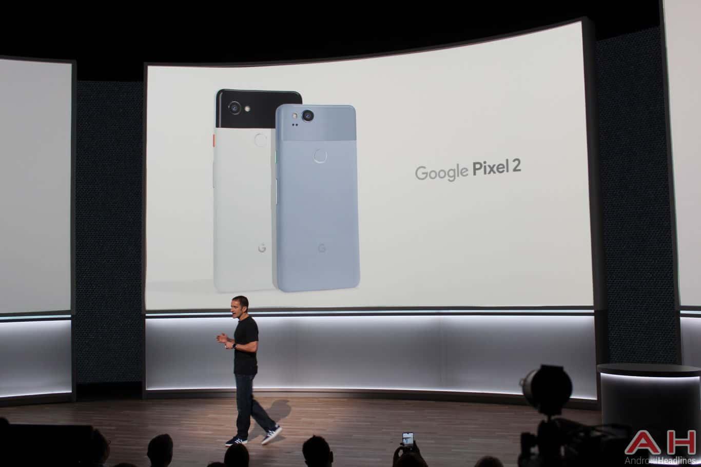 Google Pixel Event 2017 Pixel 2 AH 1