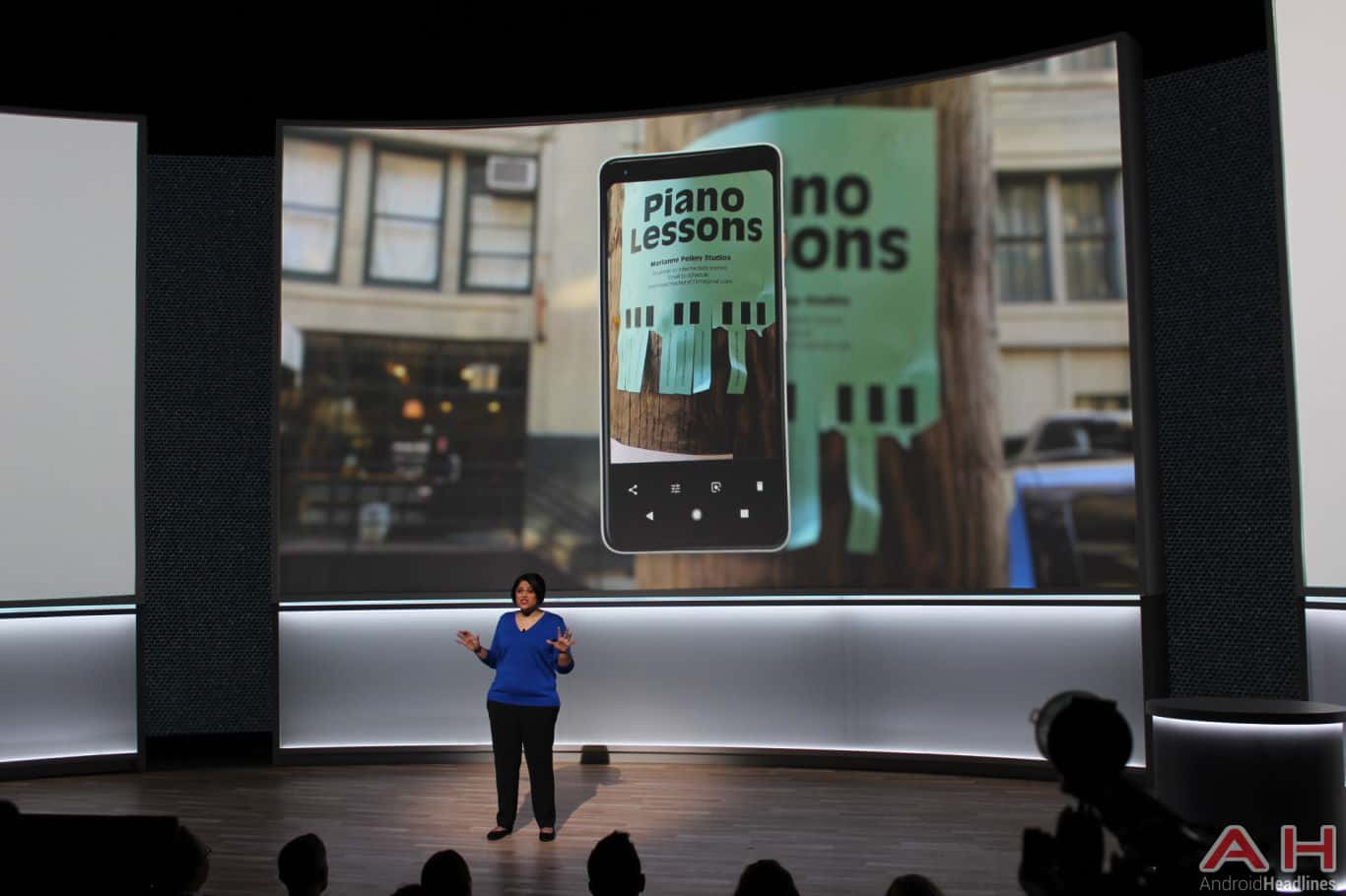 Google Pixel Event 2017 Pixel 2 AH 23
