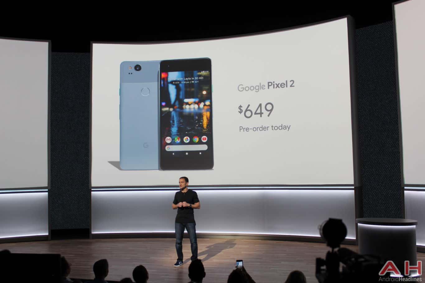 Google Pixel Event 2017 Pixel 2 AH 39