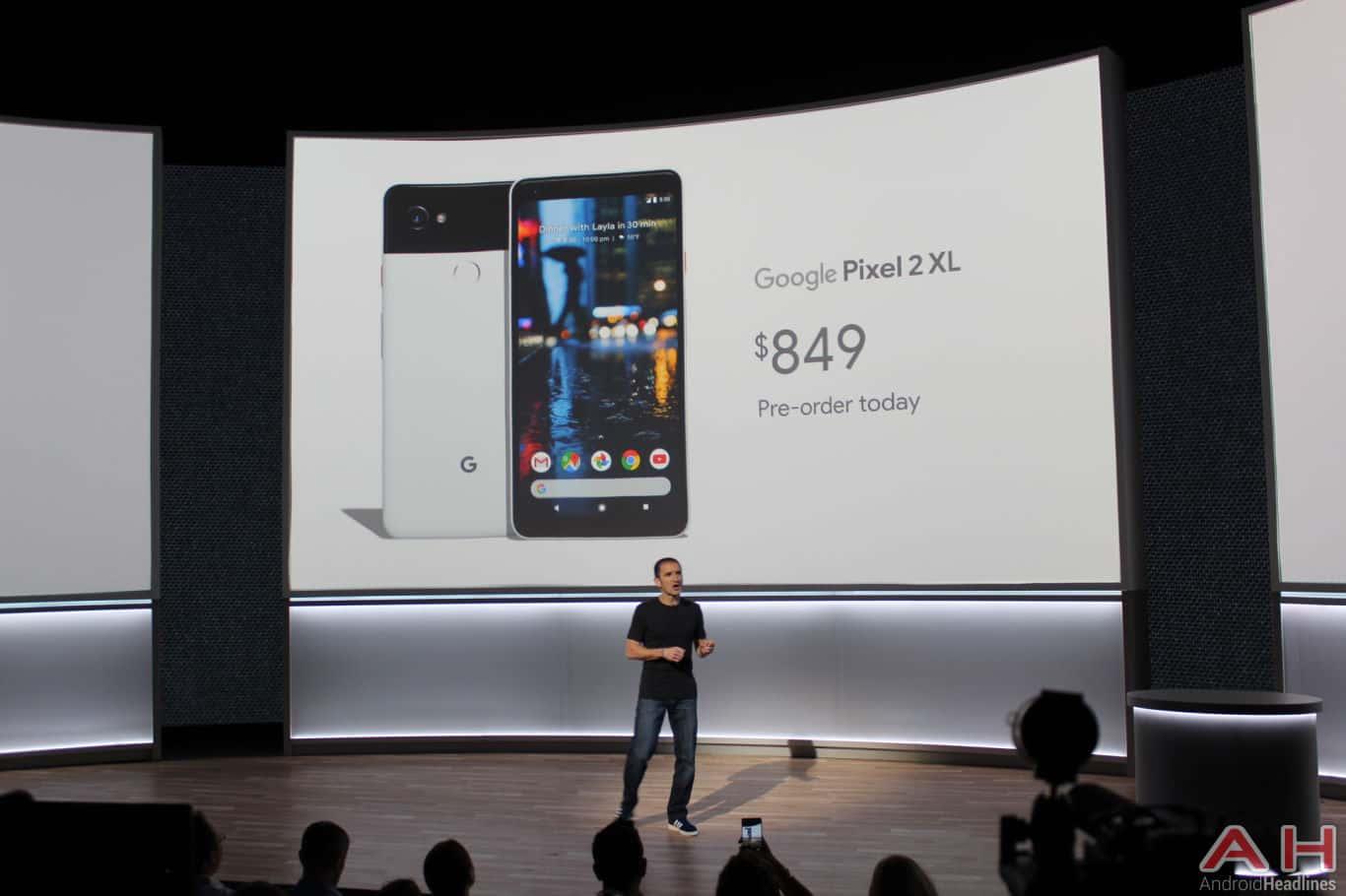 Google Pixel Event 2017 Pixel 2 AH 40