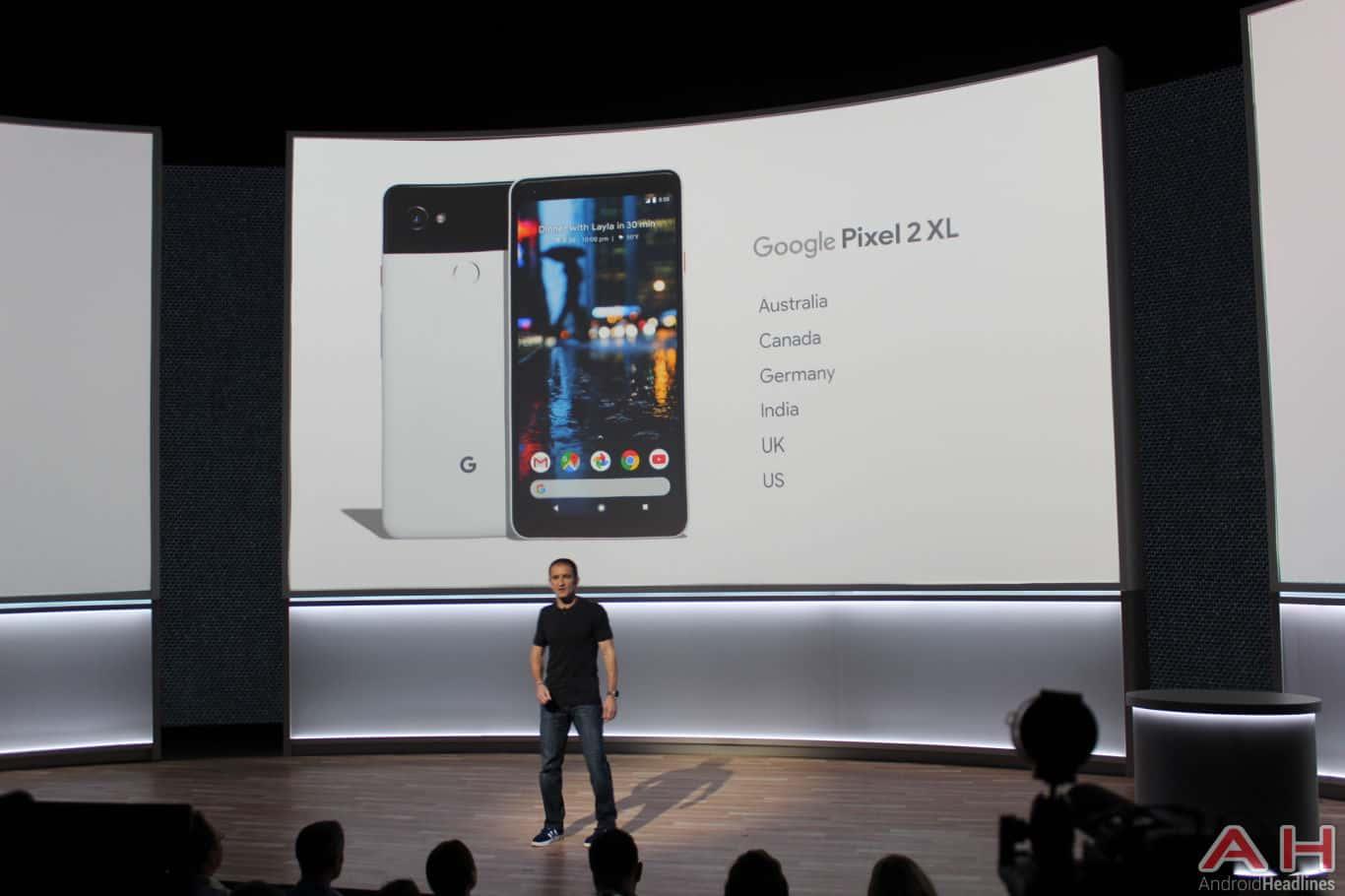 Google Pixel Event 2017 Pixel 2 AH 41