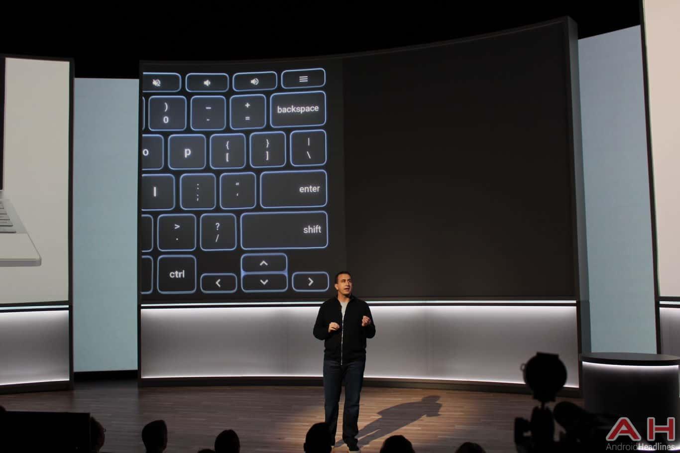 Google Pixel Event 2017 Pixelbook AH 6