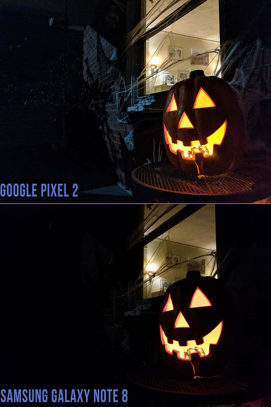 Google pixel 2 review AH NS camara compare 4s