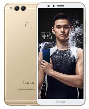 Honor 7X 2