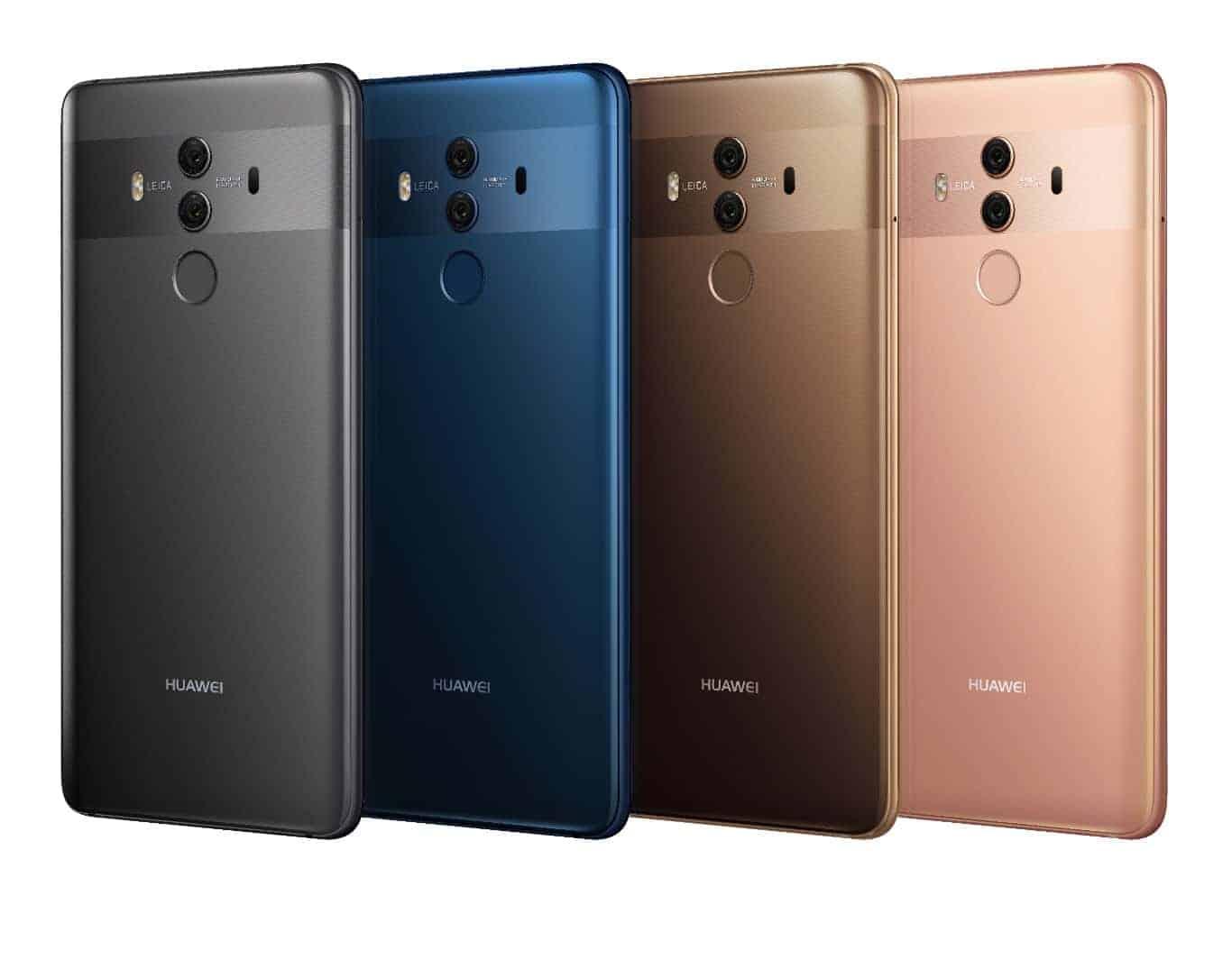 Huawei Mate 10 Pro 10
