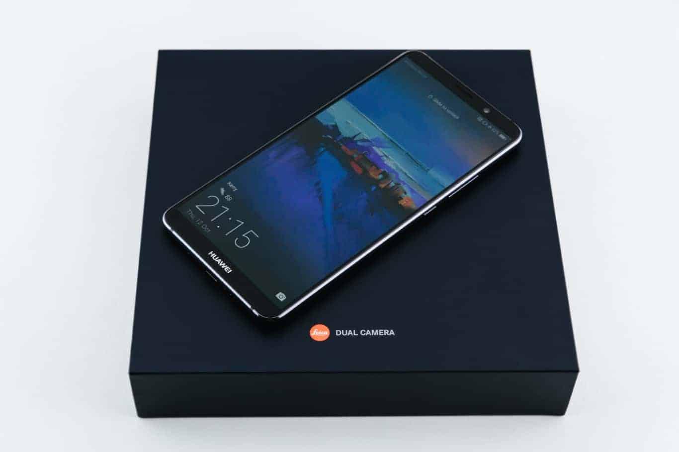 Huawei Mate 10 Pro 5