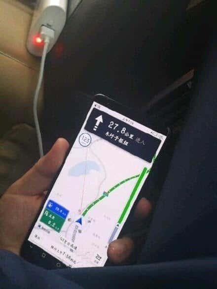 Huawei Mate 10 Pro real life image leak 1