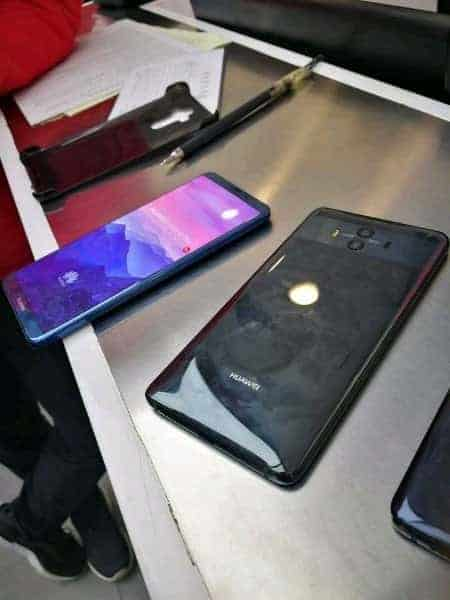 Huawei Mate 10 and Mate 10 Pro dummies leak 13