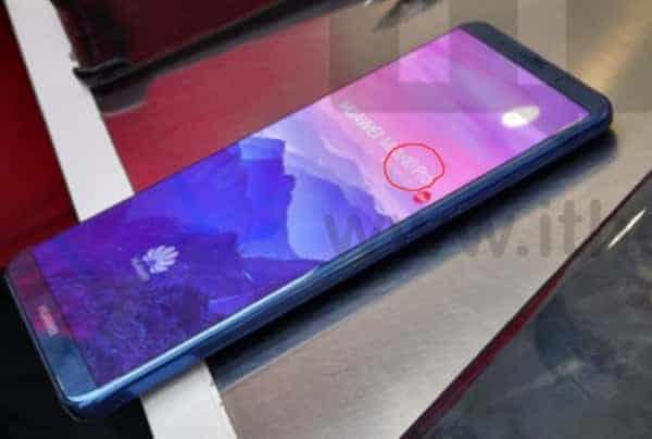 Huawei Mate 10 and Mate 10 Pro dummies leak 15