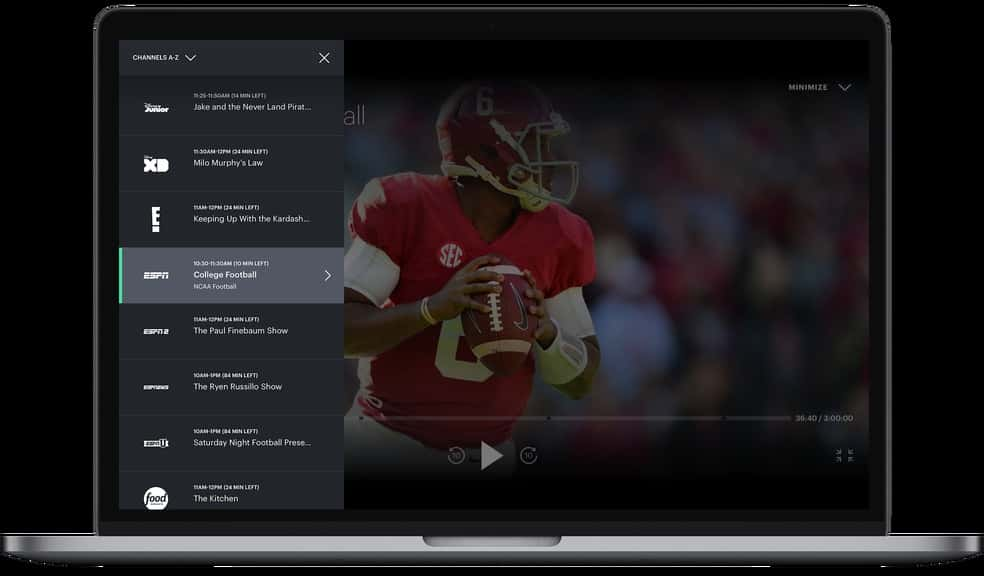 Hulu Introduces New Live TV Guide & More For Web Users ...