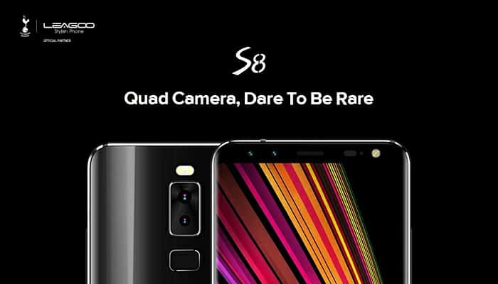 LEAGOO S8 and S8 Pro 12