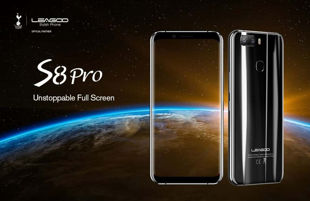 LEAGOO S8 and S8 Pro 24