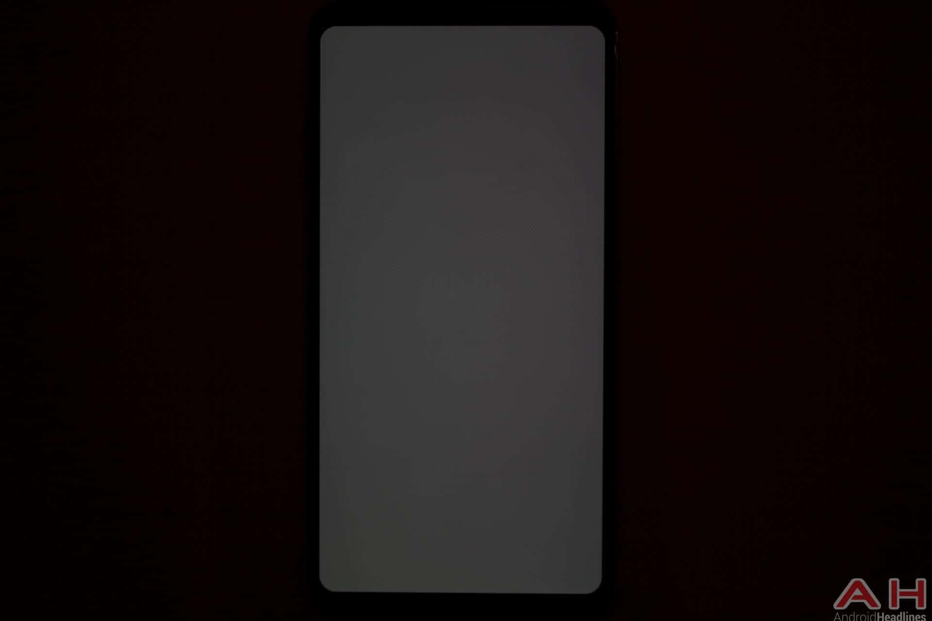 LG V30 AH NS Display Uniformity Grey 100