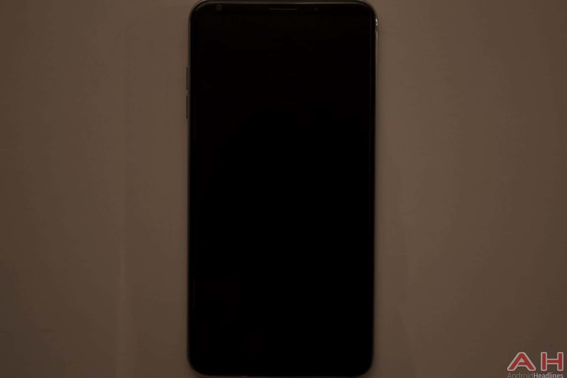 LG V30 AH NS Display Uniformity black
