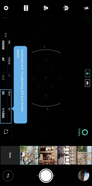 LG V30 AH NS Screenshots camera graphy 2