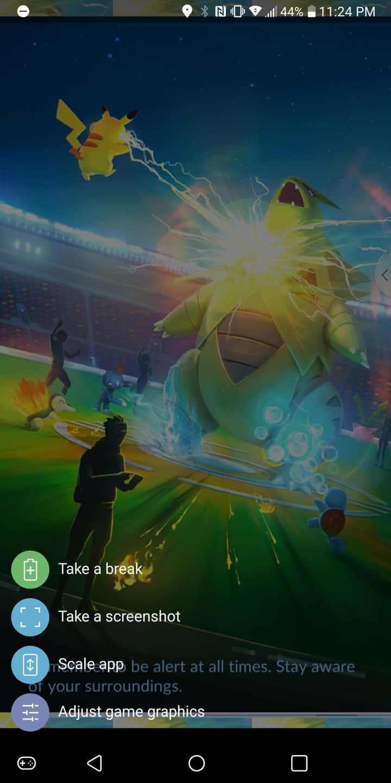 LG V30 AH NS Screenshots game tools 1