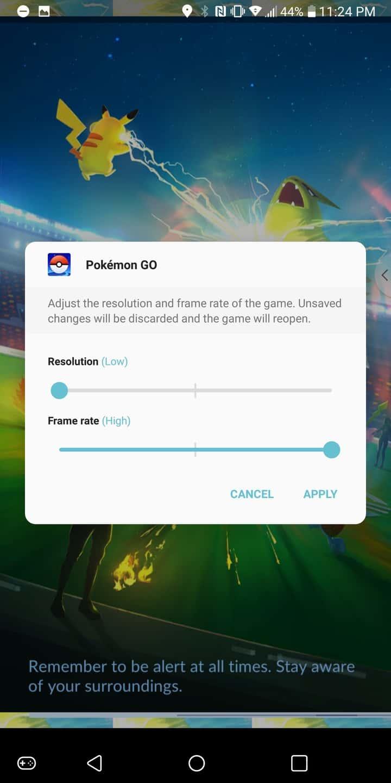 LG V30 AH NS Screenshots game tools 2