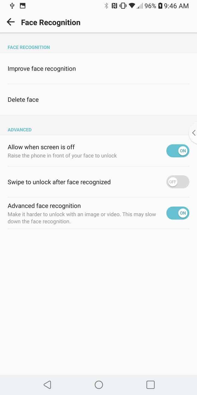 LG V30 AH NS Screenshots security 3