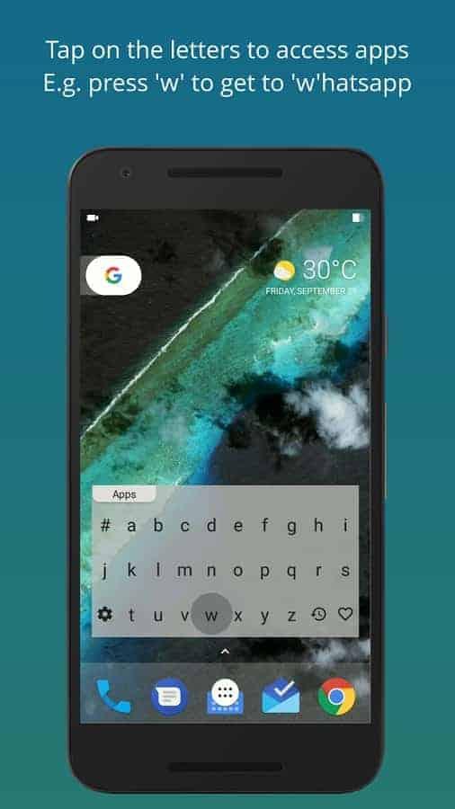 LaunchBoard Screenshot 02
