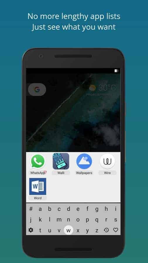 LaunchBoard Screenshot 03