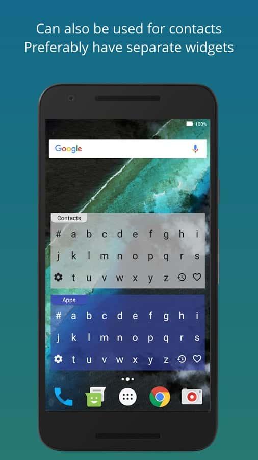 LaunchBoard Screenshot 04