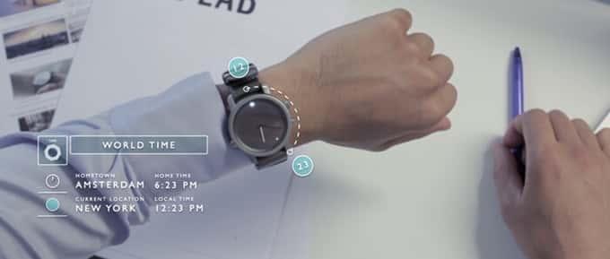 Lunar Smartwatch 4