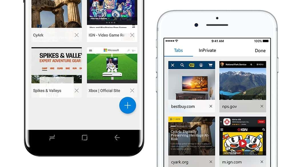 Microsoft Edge Android Preview 03 1