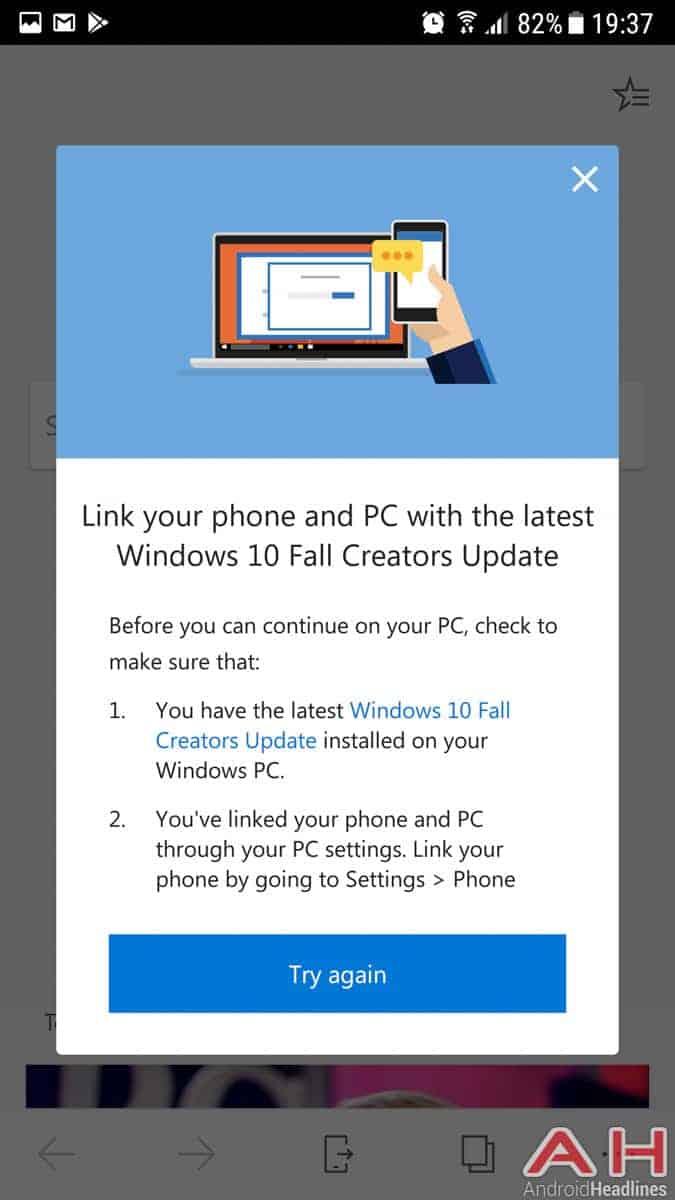 Microsoft Edge Preview Screenshot AH 5 of 9