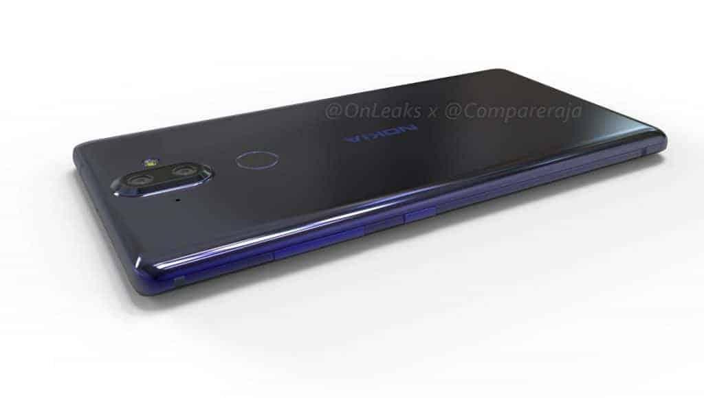 Nokia 9 Leak Oct 11 07