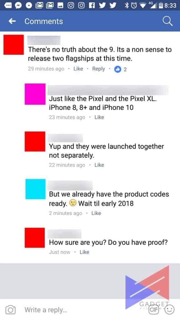 Nokia Employee Blunder Three Handset Launch 3