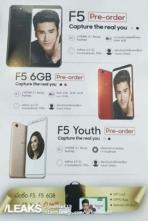 OPPO F5 promo poster leak 1