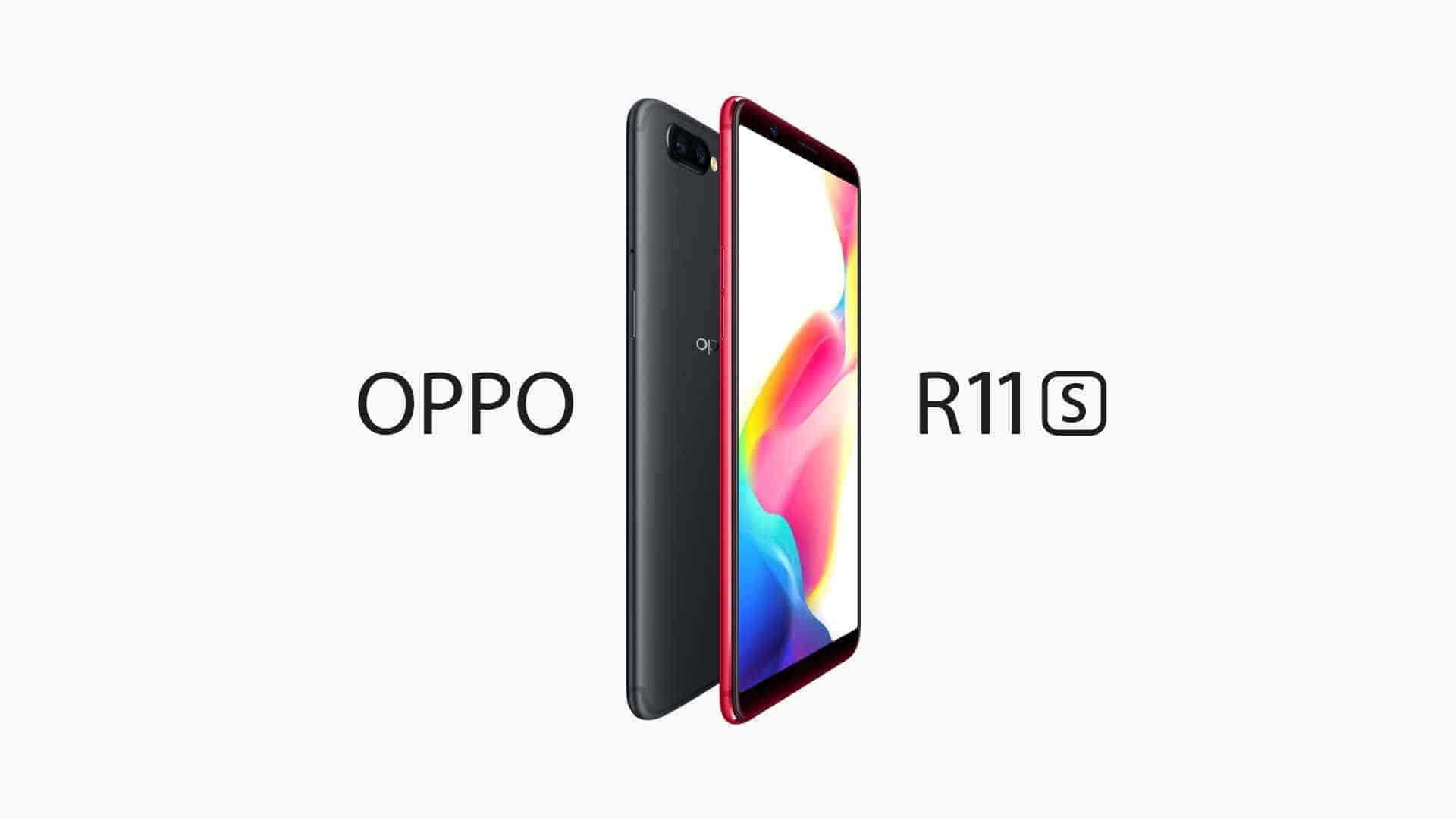 OPPO R11s 5