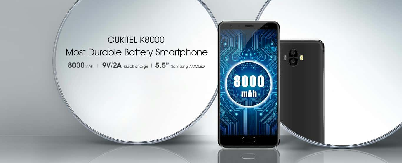 OUKITEL K8000 4
