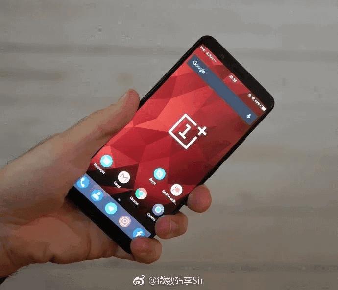 OnePlus 5T real life image leak 11