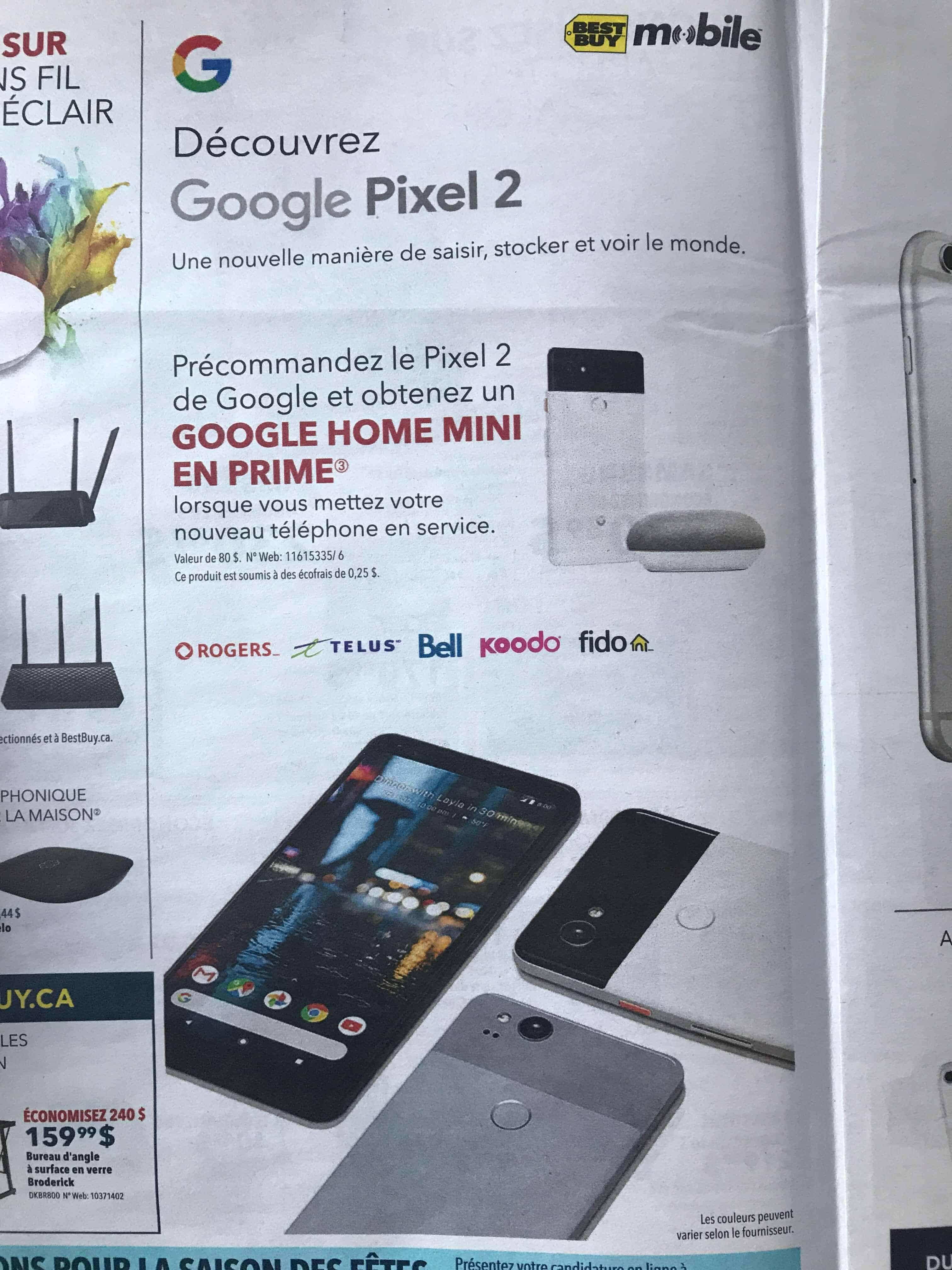 Pixel 2 Best Buy Ads 3