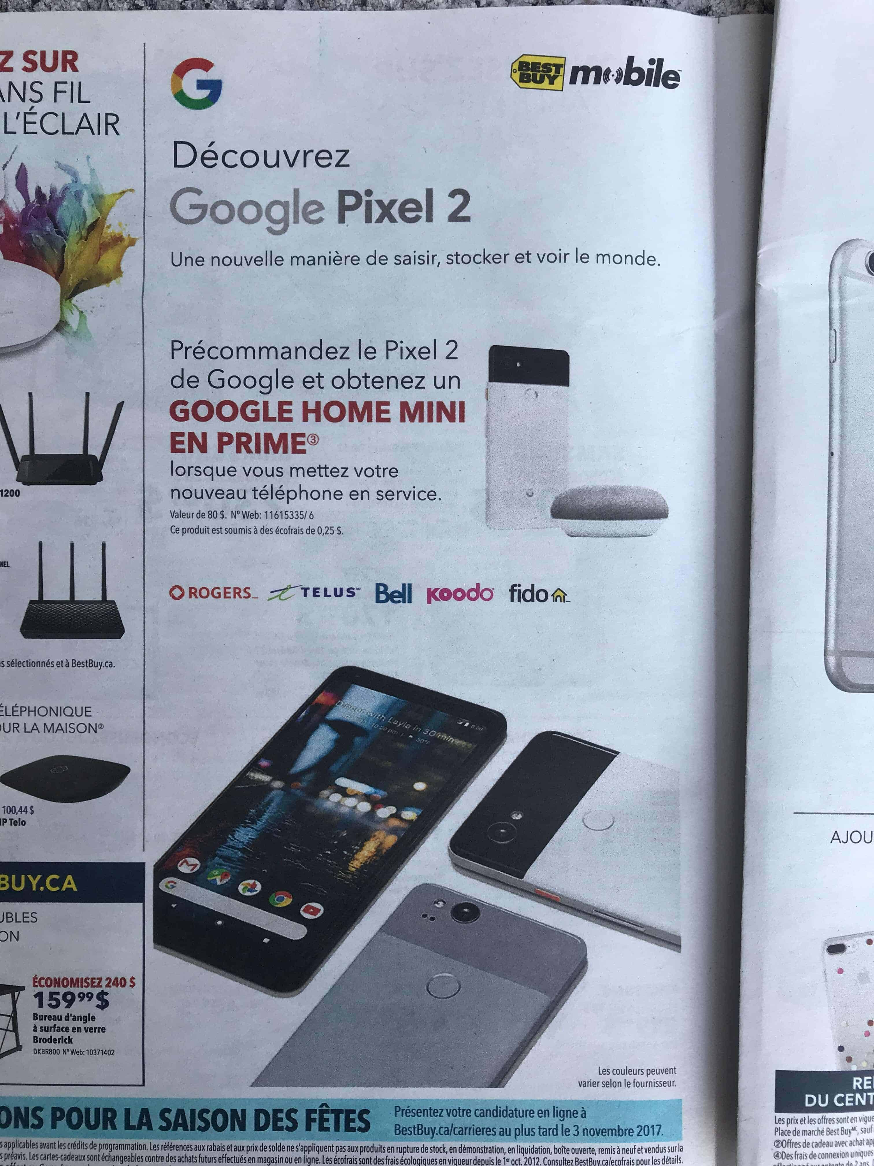 Pixel 2 Best Buy Ads 4