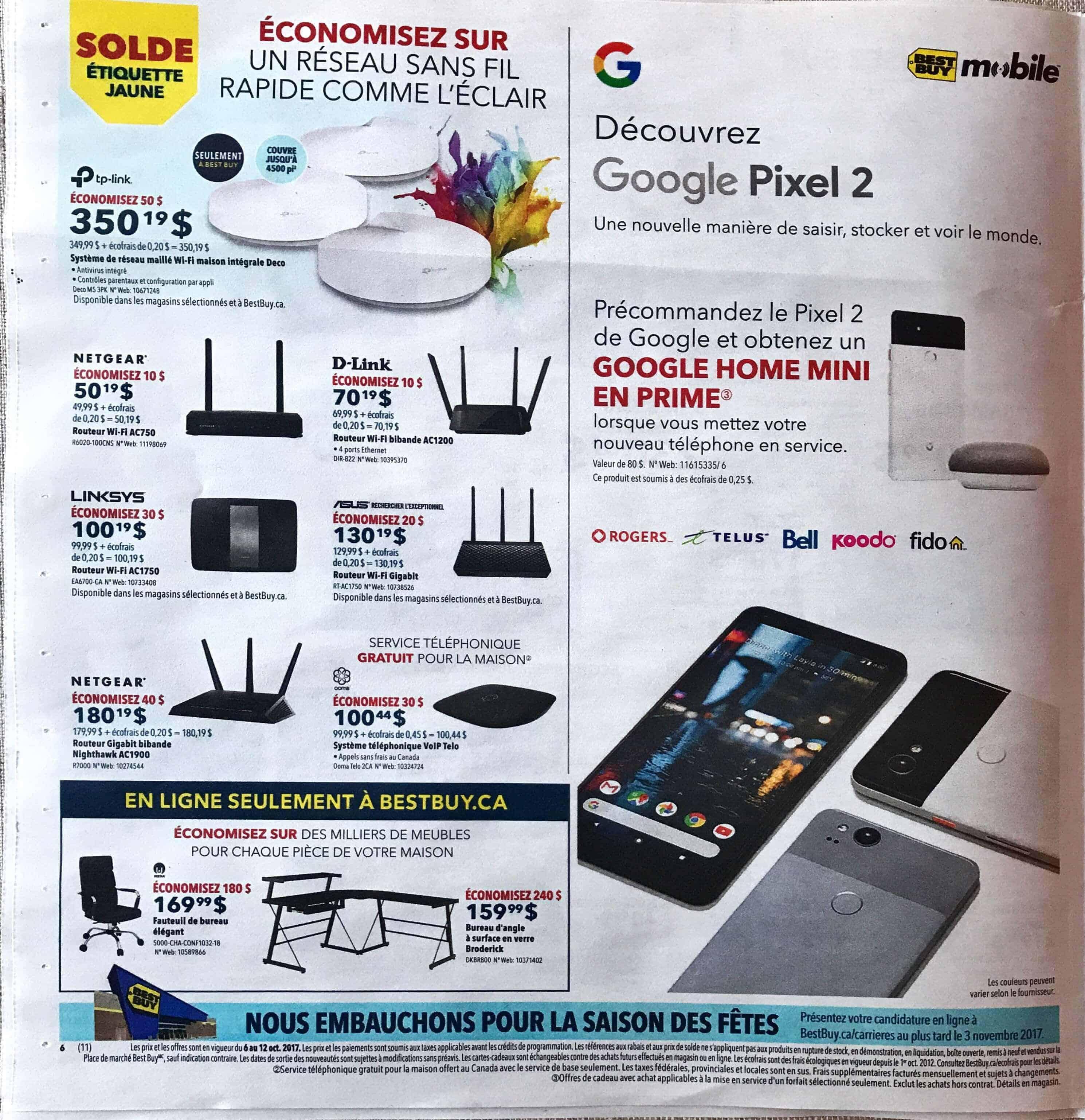 Pixel 2 Best Buy Ads 5