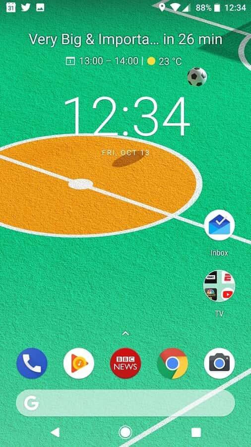 Pixel 2 Pixel Launcher APK 01 1