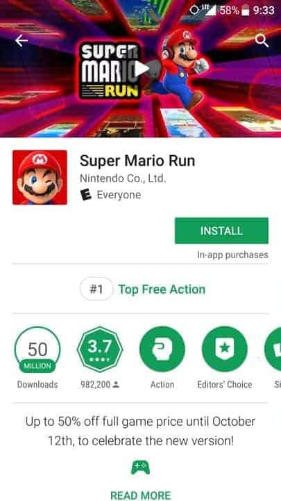 Play Store Ranked UI 01 screenshot