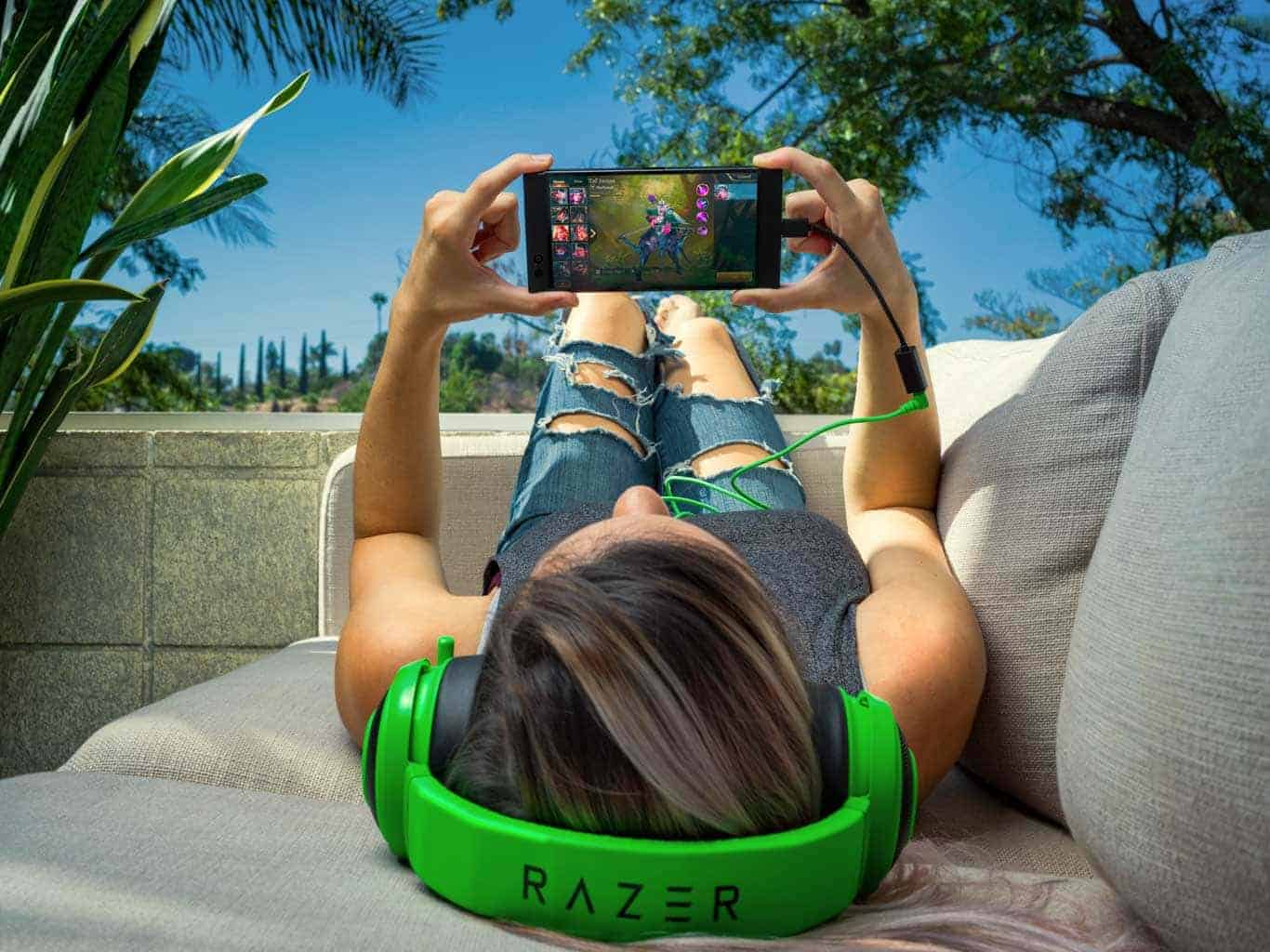 Razer Phone 2 AH 0002246