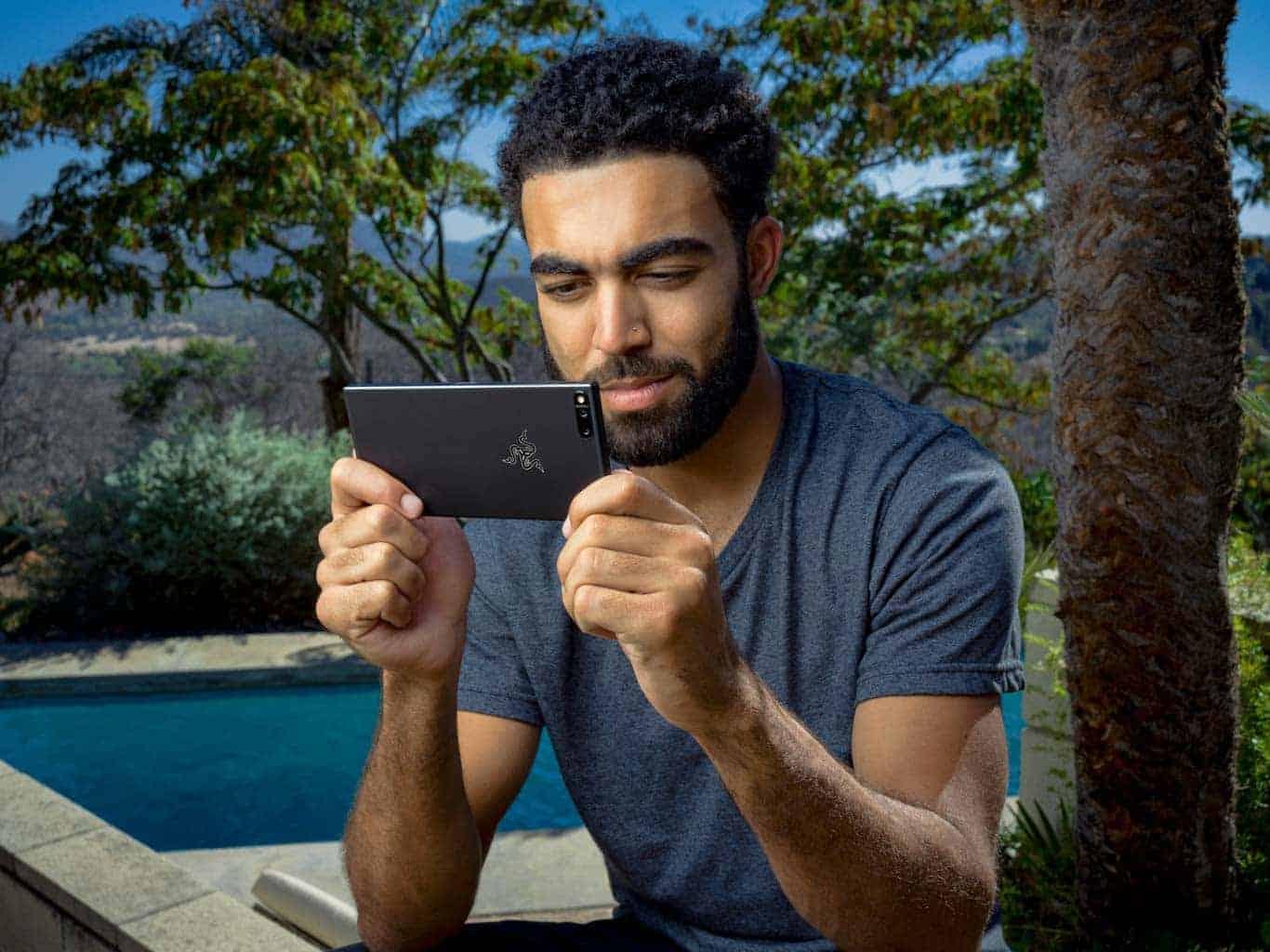 Razer Phone 2 AH 0002306
