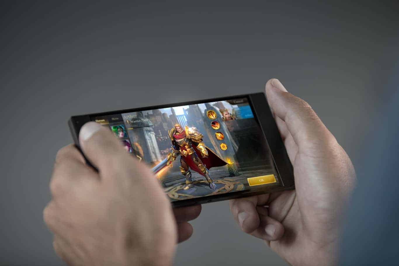 The Razer Phone Has Big Benefits For Mobile Gamers