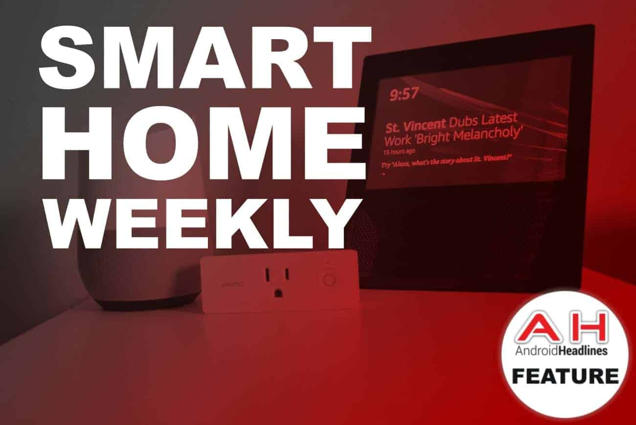 SMART HOME WEEKLY