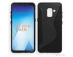 Samsung Galaxy A5 2018 Render 2