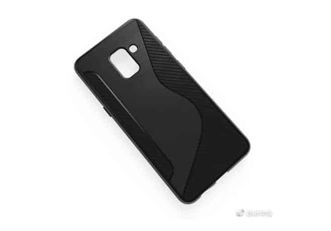 Samsung Galaxy A5 2018 Render 3