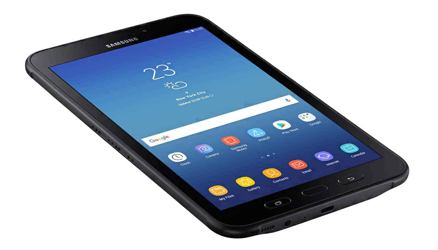 [UPDATE]Samsung Debuts The Rugged Galaxy Tab Active 2 ...